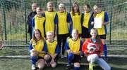 Dziewczyny z Wielbarka najlepiej kopią piłkę