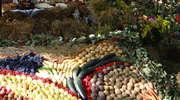 Jarmark pachnący darami jesieni