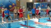 Sprawdź wyniki pływackich zawodów