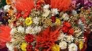 Bukiety z suszonych kwiatów