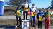 Wyścig kolarski MTB w Mrągowie