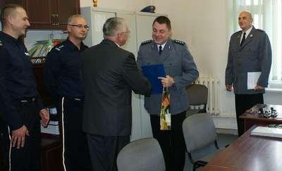 Policjanci w Gronowie Elbląskim mają nowego kierownika