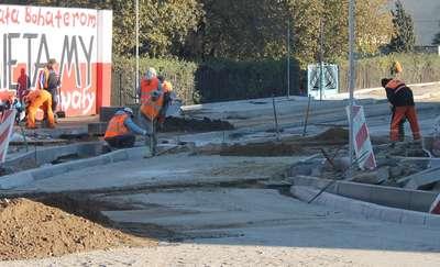 Do końca października mają zakończyć remont ul. Kupnera