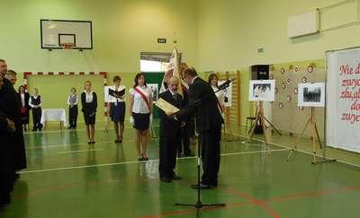Historyczny dzień dla szkoły w Borzymach