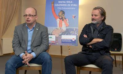 Od lewej: Robert Szaj i Michał Juszczakiewicz