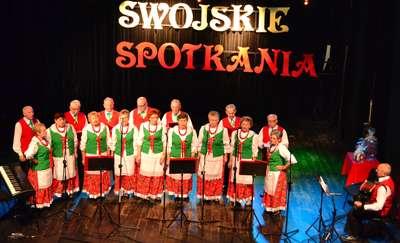"""Koncert """"Swojskie spotkania"""" w Olecku"""