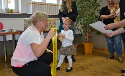 Ostrołęka: Maja Płoska - Dziecięca twarz lata 2014