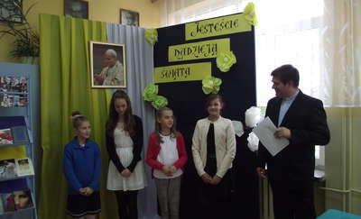 Konkurs Recytatorski Poezji Karola Wojtyły i o Janie Pawle II