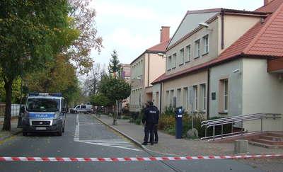 Ostrołęka: Alarm bombowy w Sądzie Okręgowym