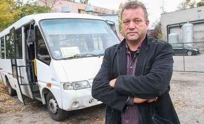 Kłócą się przewoźnicy na trasie Olsztyn — Szczytno. Skarżą się kierowcy