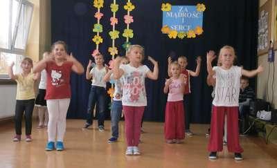 Dzień Edukacji Narodowej w szkole w Błudowie