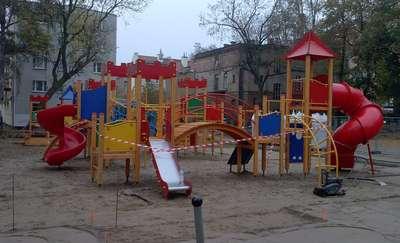 Nowy plac zabaw i boisko. Atrakcja dla rodzin w centrum Olsztyna