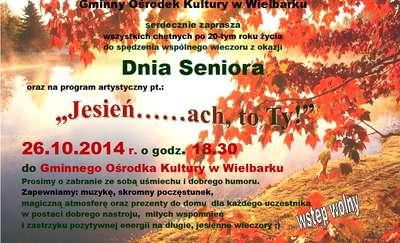 Dzień Seniora w Wielbarku