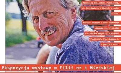 Arno Suminski w osiemdziesiątą rocznicę urodzin - wystawa
