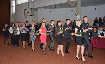 Święto Edukacji Narodowej w ZST w Olecku