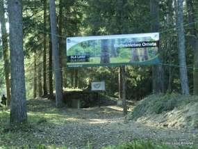 Szlak Fortyfikacji Trójkąta Lidzbarskiego - Ścieżka turystyczna