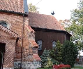 Grodziczno: Kościół p.w. św. Piotra i Pawła