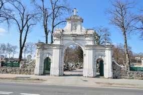 Nowe Miasto Lubawskie: Cmentarz parafialny przy ulicy Grunwaldzkiej