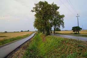 Rowerem przez pół Polski, także po Warmii i Mazurach