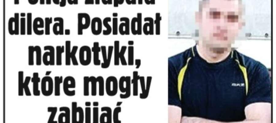 Marcin F. 29-latek z powiatu żuromińskiego będzie odpowiadał przed Sądem