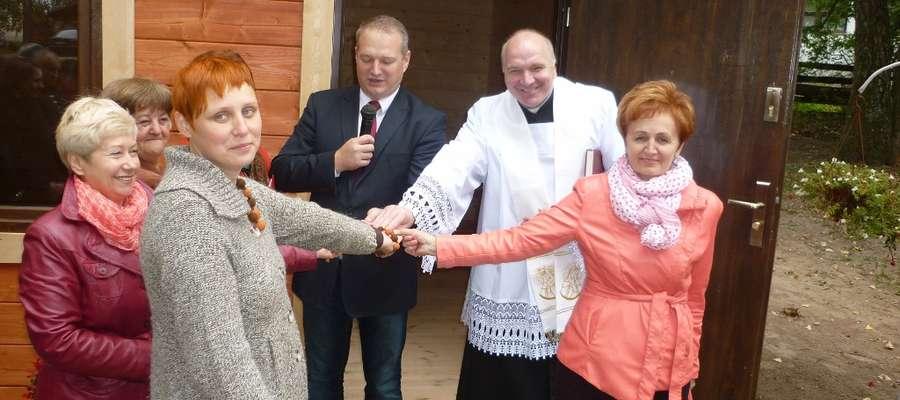 Podczas uroczystości w Berkowie