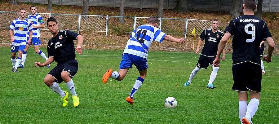 W sobotę w Suszu mecz na szczycie, Unia gra u siebie z GKS-em Stawiguda. Początek spotkania o godzinie 15.00