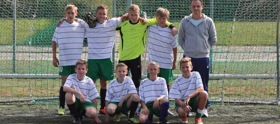 Piłkarze z Gimnazjum nr 1 zagrają w kolejnej rundzie turnieju