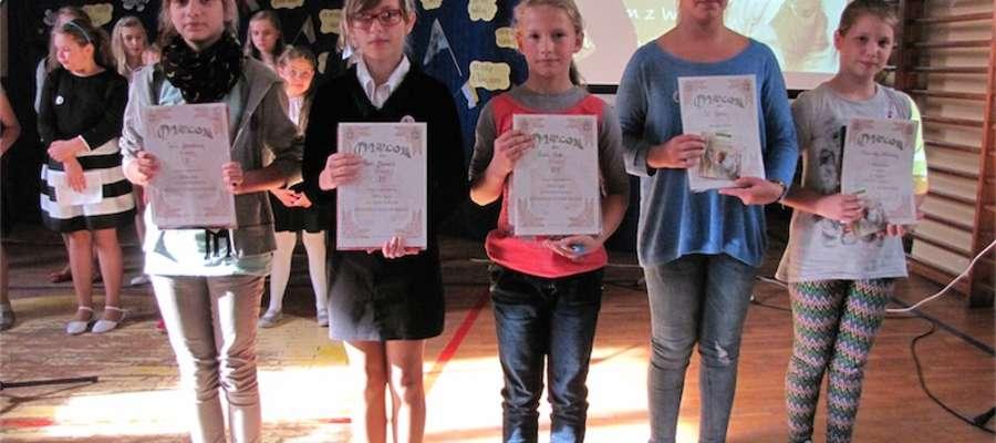 Wręczono nagrody w konkursie plastycznym