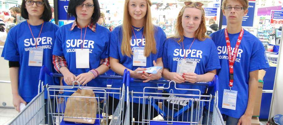 Do wzięcia udziału w akcji zachęcają wolontariusze