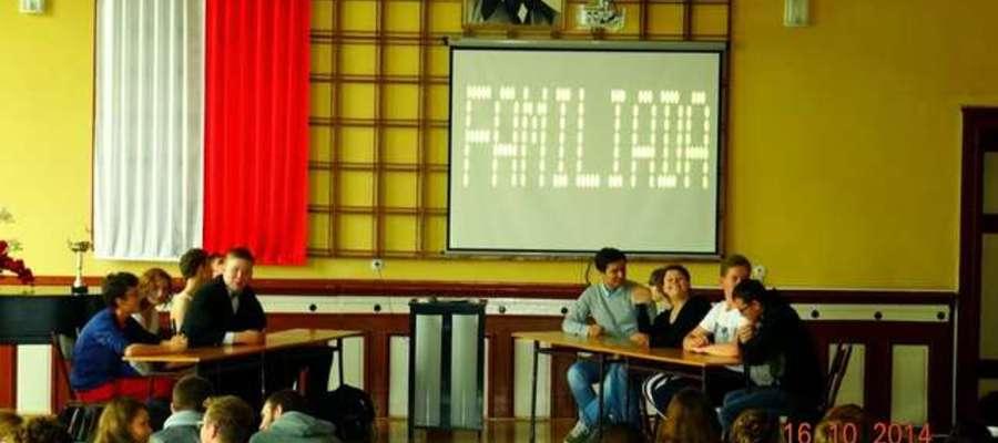 szkolna Familiada