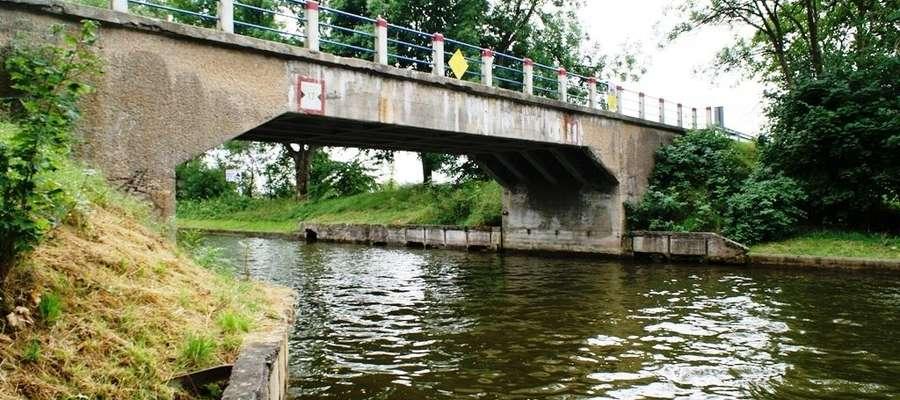 Most na Kanale Szymońskim