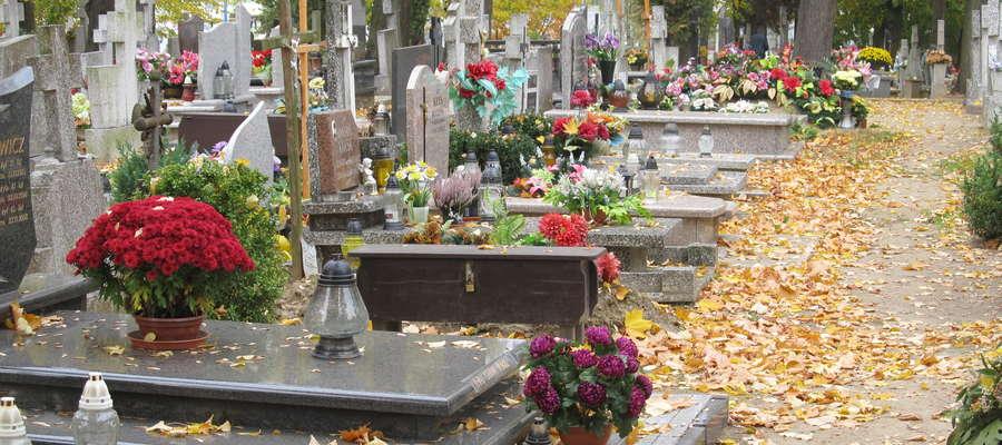 Cmentarz przy ul. Kętrzyńskiej w Bartoszycach