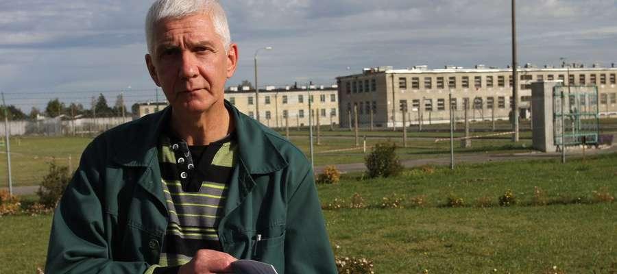 Z Jackiem Wachem spotkaliśmy się w więzieniu w Kamińsku