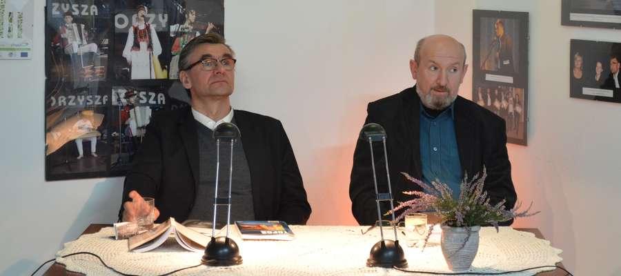 Wojciech Kass i Krzysztof Kuczkowski