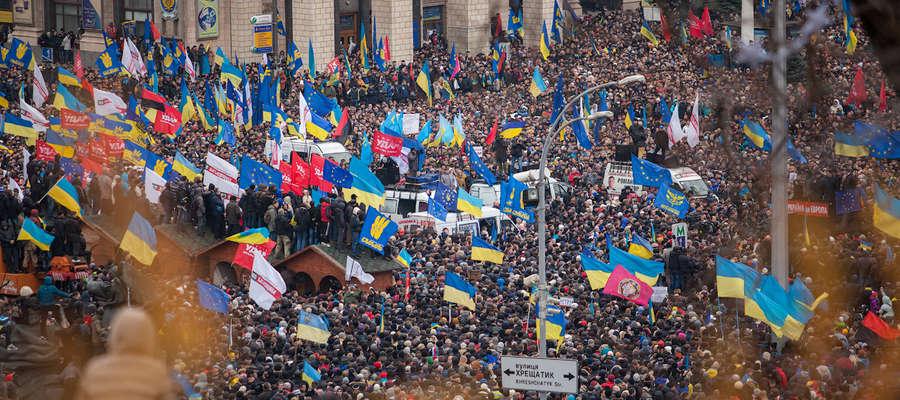 Ukraińcy chcą do NATO