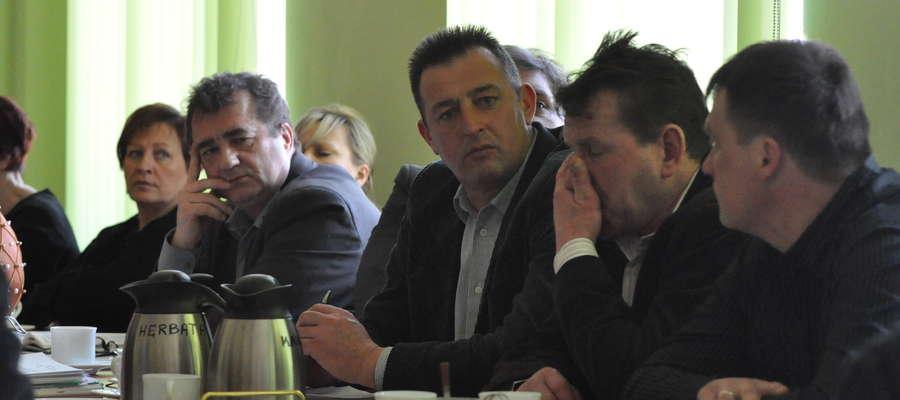 Radni z Kuczborka debatują