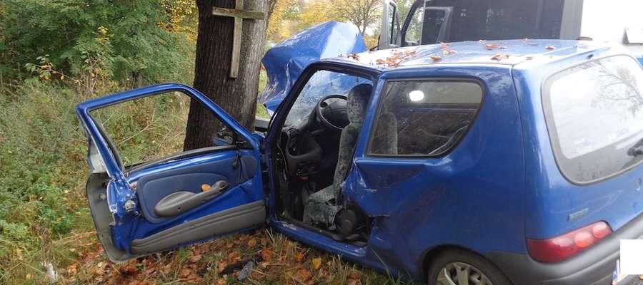 Do wypadku doszło w środę około godz. 15.10
