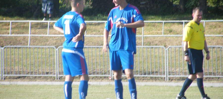 Duet Wolak-Paszkiewicz tym razem nie strzelił żadnego gola