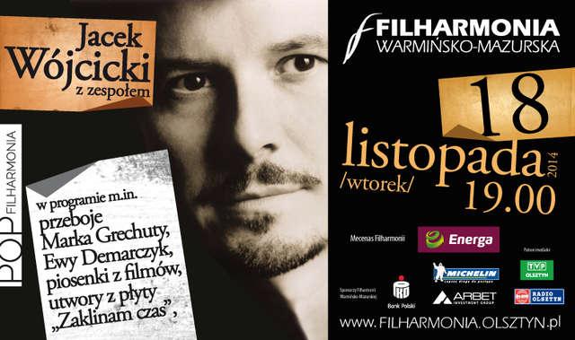 Jacek Wójcicki z recitalem w Filharmonii - full image