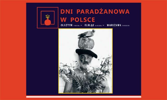 Dni Siergieja Paradżanowa w Polsce - full image