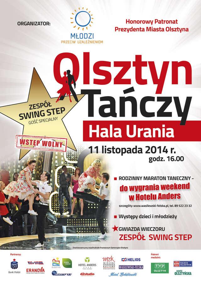 Stolica tańca jest w Olsztynie! Wyjątkowy festyn w Uranii - full image
