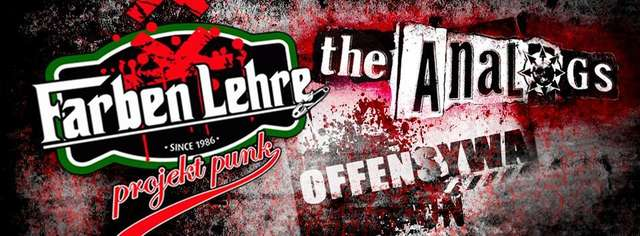 The Analogs+Farben Lehre+Offensywa w Andergrancie - full image