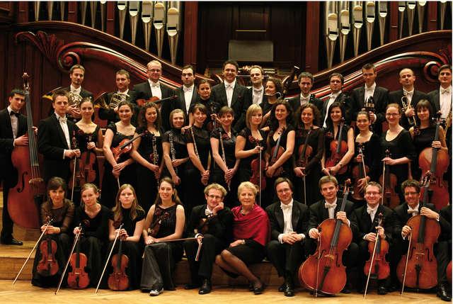 Orkiestra Akademii Beethovenowskiej - full image