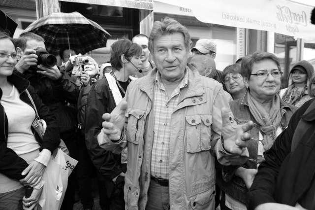 Nie żyje aktor Stanisław Mikulski - full image