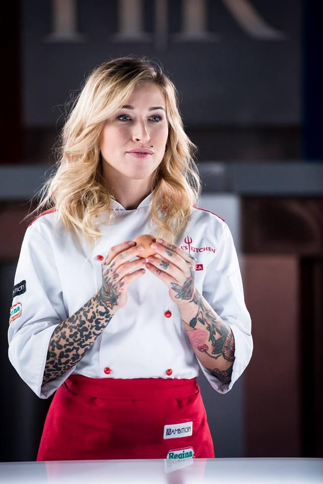 Rozmowa Ze Zwyciężczynią Hells Kitchen Moniką Dąbrowską