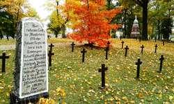 Cmentarz wojenny w Orzyszu