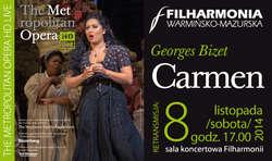 Opera w Filharmonii. Transmisja Carmen w HD