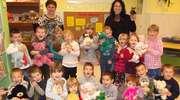 Dzieci lubią misie, misie lubią dzieci
