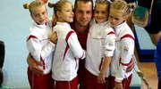 4 medale dla olsztyńskich gimnastyczek