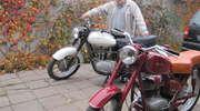 Przywraca młodość starym motocyklom